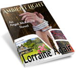 Photo Of The Romantic Suspense Novel, Ambient Light.