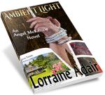 Photo Of The Romantic Suspense Novel, Ambient Light.